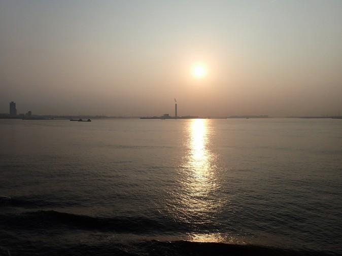 朝の大阪南港⑥