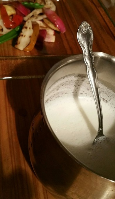 フォームミルク