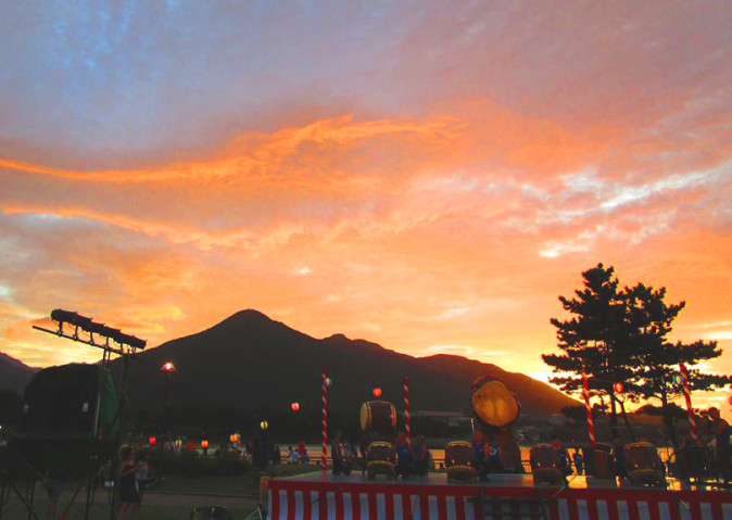 ご神山まつり2