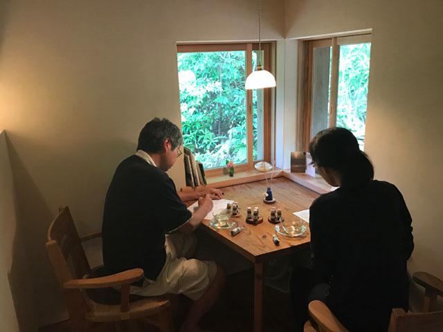 石川ご夫妻blog