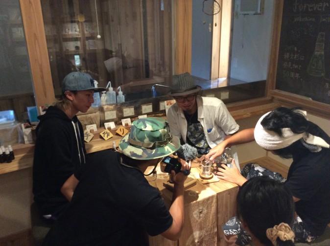 アロマ × YouTube × 釣り !?