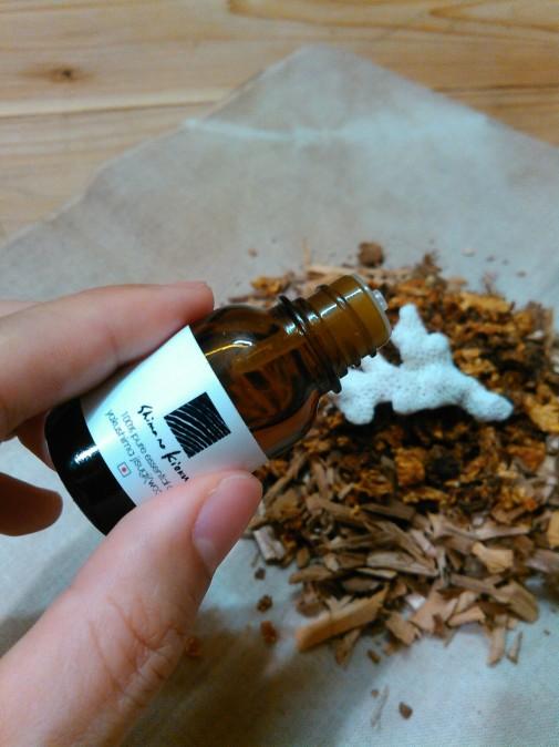 香り玉手順2