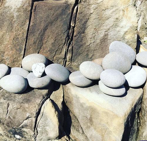石たちblog