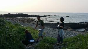 37.さんぽ海辺