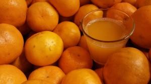 果実と果汁