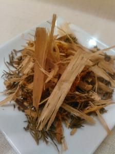 トロッコラン茶葉