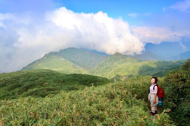 黒味岳・宮之浦岳・永田岳◆1泊2日登山に挑戦