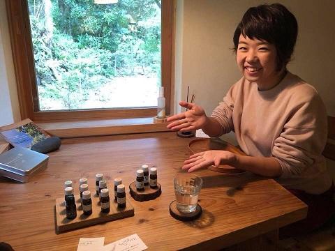 念願の屋久島旅と、癒しのアロママッサージ