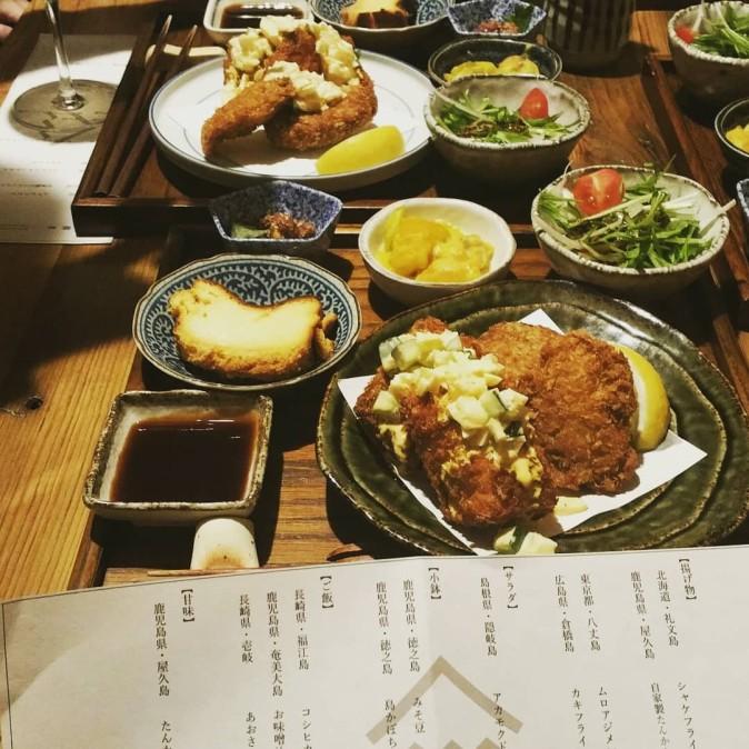満月ディナーと屋久島アロマ in 福岡